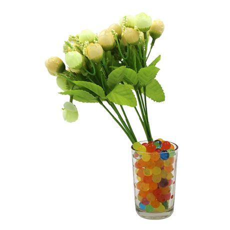 Декоративная почва гранулы гидрогеля украшение растений, 100шт/уп.