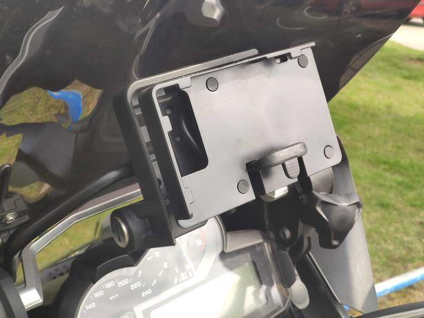 Uchwyt telefonu z ładowarką USB BMW R1200 R1250 GS Yamaha Tenere 700