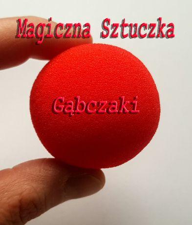 Magiczna sztuczka - Gąbczaki