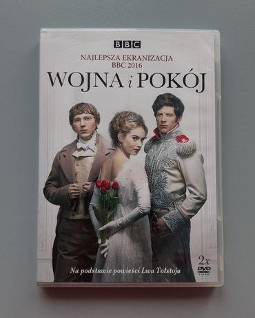 Wojna i pokój (serial DVD)