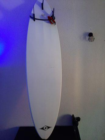 Prancha SURF pronta a utilizar