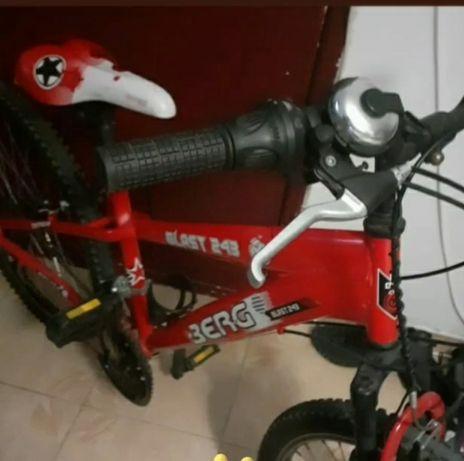 Bicicleta berg blast 243