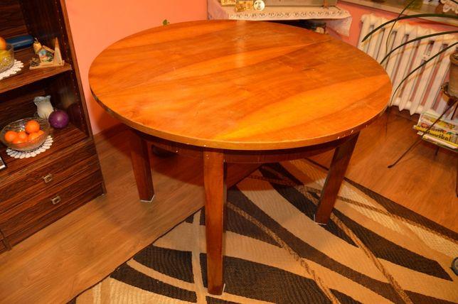 Solidny stół okrągły/owalny