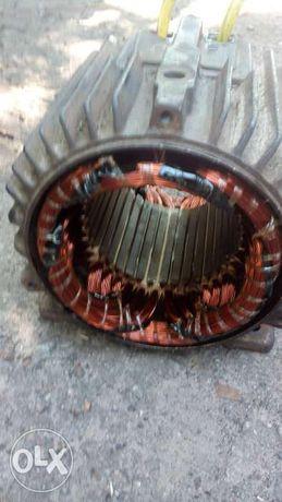 Перемотка-ремонт електродвигунів