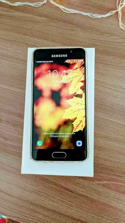 Смартфон Samsung SM-A310F Galaxy A3 2016 Золотой