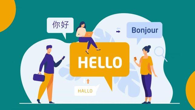 Переводчик Английского и Китайского языка