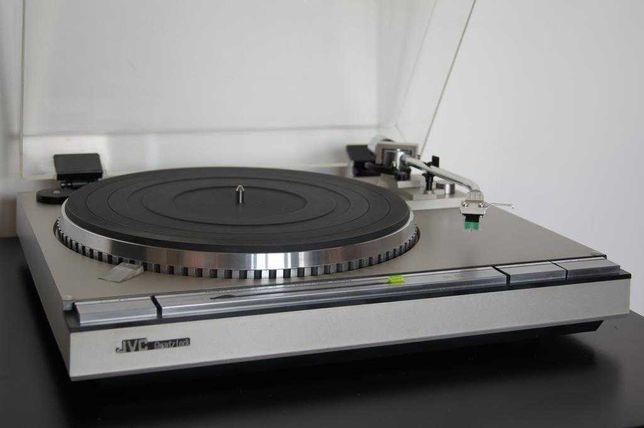 Gramofon JVC - Wkładka Audio Technika