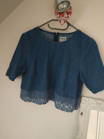 Krótka bluzeczka ASOS