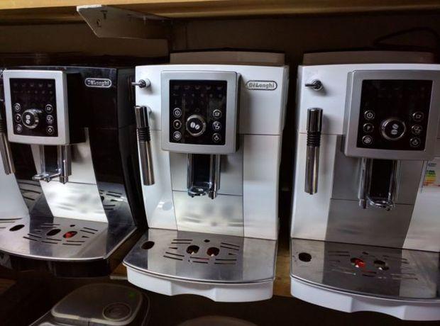 Кофемашины Delonghi б/у обслужены