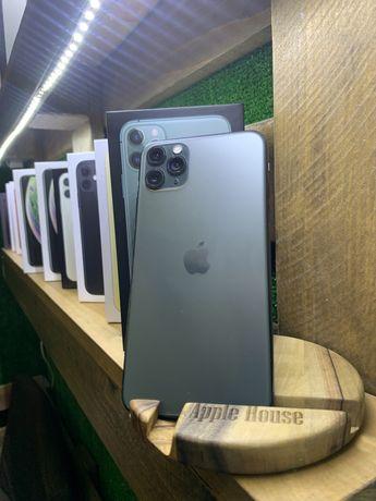 IPhone 11 Pro Max 256 Midnight Green Гарантия 6 мес Apple House