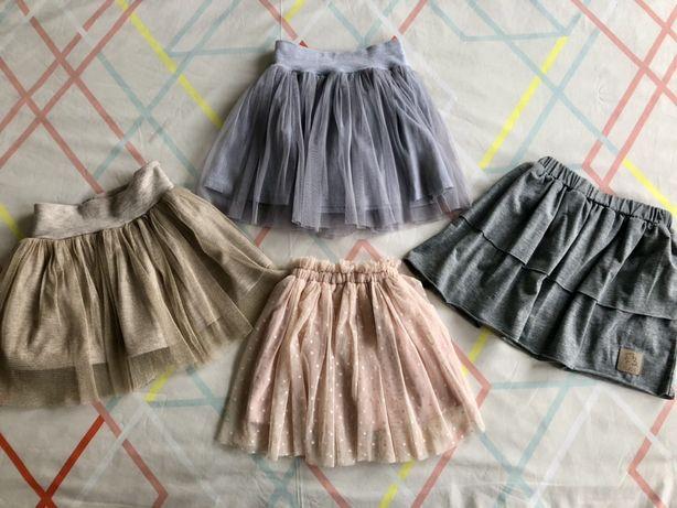 Spódniczki rozmiar 92-104 tiul zapraszam tuss all for kids