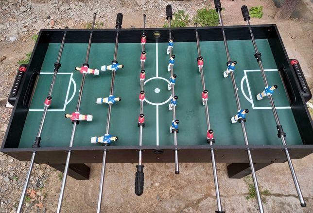 Напольный Футбол Италия +3и Игры 114*61*85*97 см Состояние !