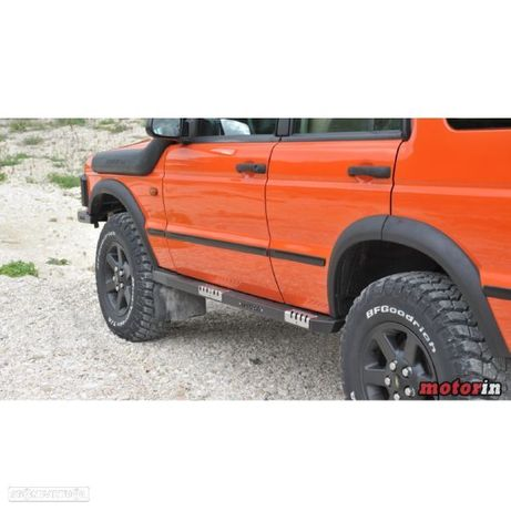 """Estribos MDI 4×4 """"Super Extreme"""" Land Rover Discovery 2"""
