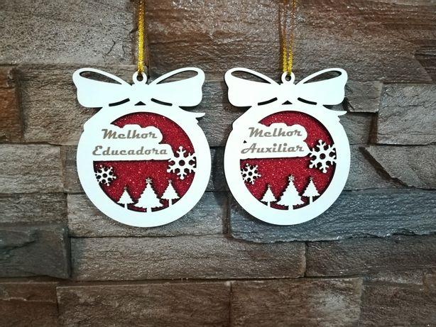 Bolas de Natal personalizados