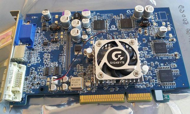 Placa Gráfica Gigabyte GV-R9600PRO AGP