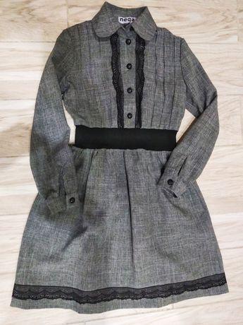 Школьное платье. 400руб