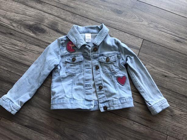 Джинсова курточка Carters 24M