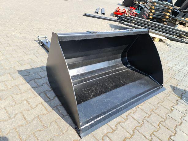 Szufla wózek widłowy łyżka 160 cm 170 hydrauliczna MOCNA PRODUCENT