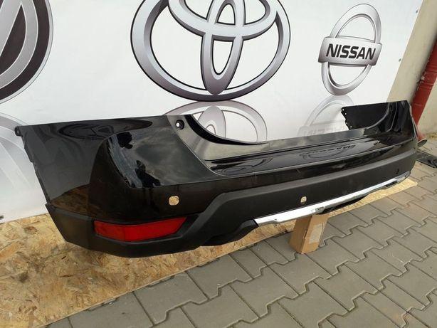 Бампер катафот отражатель хром накладка Nissan Rogue X-Trail