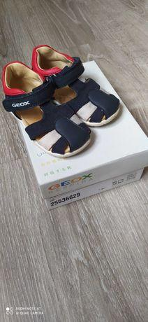 Sandałki geox 21