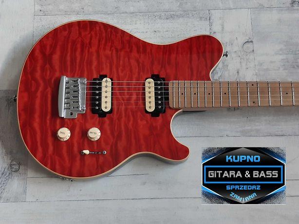 Super Gitara Music Man Axis Sterling SUB AX3 - wysyłka Gratis -zamiana