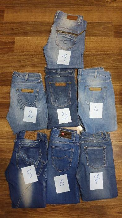 Sprzedam spodnie damskie , wrangler , diverse , tiffi , roz 36/38 Łowicz - image 1