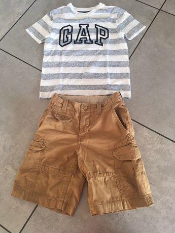 Zestaw GAP bojówki + bluzka