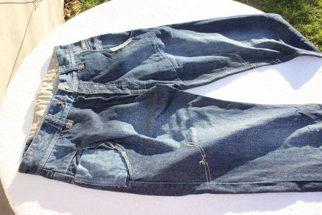 nowe męskie spodnie jeansy Le Breuve 34L