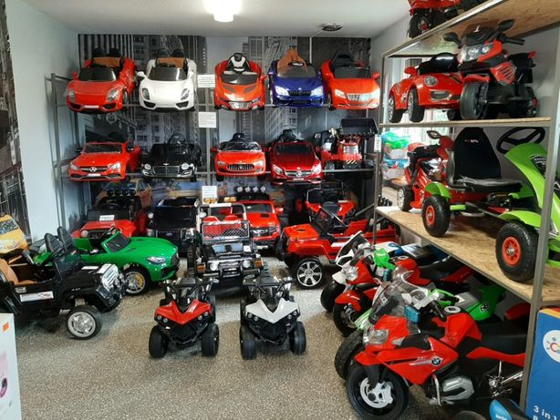 Motor Quad Samochód na akumulator dla dzieci odbiór lub wysyłka