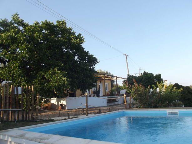 Alojamento local turismo Abrantes Mouriscas Nacional 2