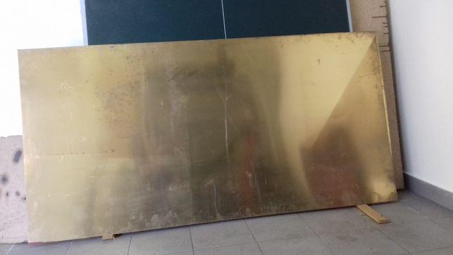 Blacha mosiężna arkusz 0,8x1000x2000 mm