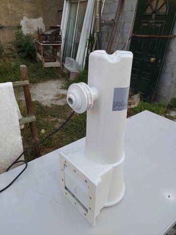 Skimmer filtrante 3600l/h toi