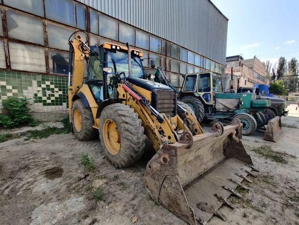 Продаем экскаватор погрузчик САТ 434 колесный, Caterpillar