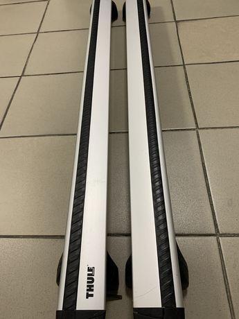 Рейлинги на BMW X1