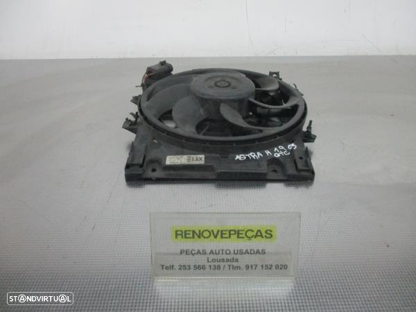 Termoventilador Opel Astra H (A04)