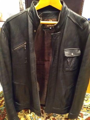 Шкіряна куртка високої якості
