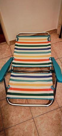 Cadeiras praia NOVAS