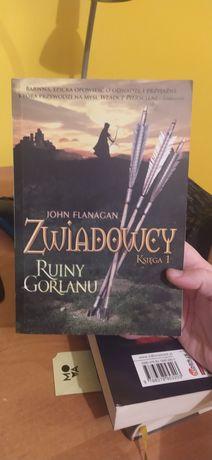 Zwiadowcy John Flanagan tom 1