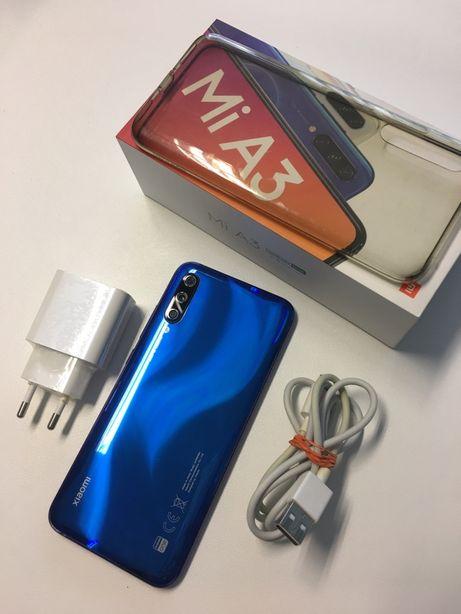 Xiaomi Mi A3 4GB/128GB/48mpx/ DUAL SIM, Bez blokad IGŁA JAK NOWY !