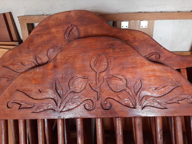 """ліжко дитяче дерев""""яне"""