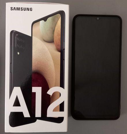 Samsung Galaxy A12 (3 GB RAM + 32 GB ROM) com garantia