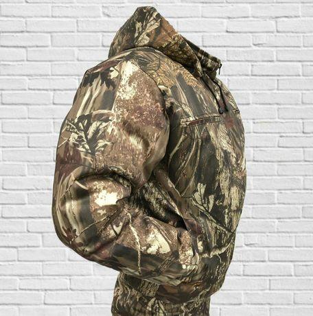 Куртка камуфляж Зимняя для охоты, рыбалки, туризма, работы