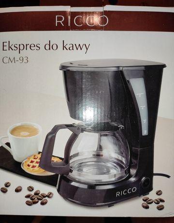 Nowy ekspres do kawy