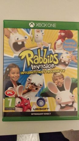 Rabbid Invasion Xbox One