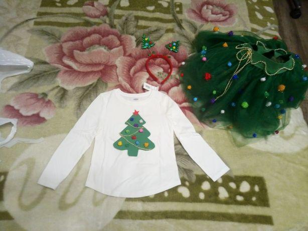 Новогодний, карнавальный костюм елка