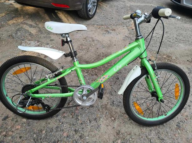 дитячий велосипед GIANT LIV