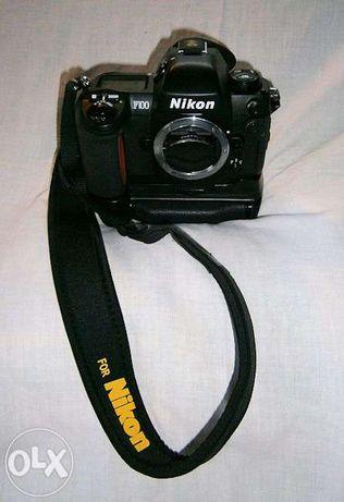 Nikon F100 Câmara Fotográfica Profissional SLR 35mm