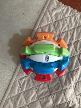 Brinquedo montar chicco