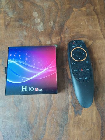Box Android H10 Max