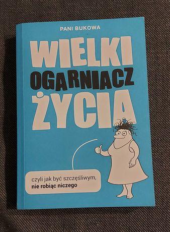 Książka Wielki ogarniacz życia, Pani Bukowa